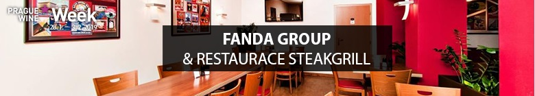 FANDA group - v restaurace-steakgrill